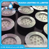 Recessed Led Underwater Light