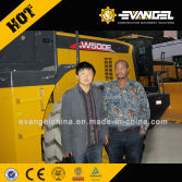 Tanzania Client Visited Our XCMG Factory for Wheel Loaders