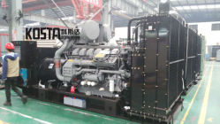 3 pieces 1200kw perkins genset