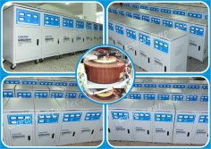 SVC/TNS series Servo-type Automatic Voltage Stabilizer/Regulator 1Phase/3Phase