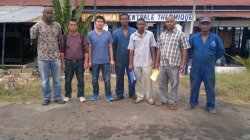 13pcs Cummins diesel generator Cooperation with Madagascar Goverment.