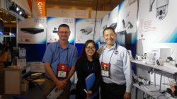 2015 ISC WEST in USA