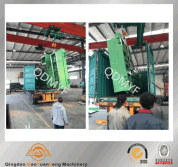Open mill XK-610 shipping loading