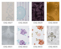 CREATEKING PVC 300/400/600mm Wall Panel Color Wall paperSeries