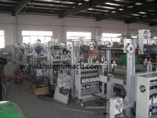 Laminating machine workshop