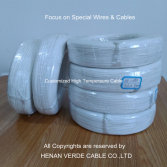 High temperaure Resistant Electric Cable