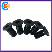 M5 socket hexagon countersunk head screw