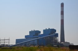India 350MW coal fired power plant