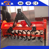 side box transmission rotary tiler