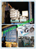 Poultry Feed Machinery Delivery to Russia