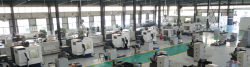 The Workshop of Capsule Filling Machine and Tablet Press Factory