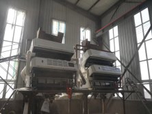 2pcs of 2-Layer Skysorter Powder Ore Color Sorter in Turkey