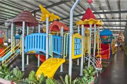 Outdoor Playground Equipment Quality Guarantee