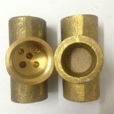 Cartridge hole machining