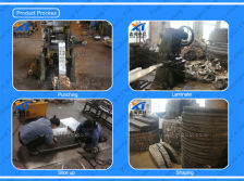 Product process-Metal Structured Packing