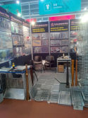 120th Canton Fair 16.3F04-professional steel grating manufacturer