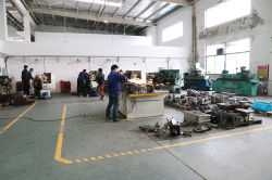 Mould-making line