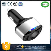 Low Price High Quality Mini Dual Port Car Usb Charger Phone Charger