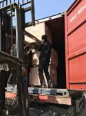 load to container of book sewing machine , photo album machine