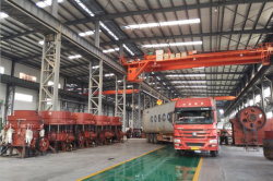 Zhongxin Heavy Industry workshop