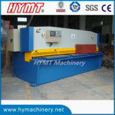 QC12Y-12x3200 hydraulic swing beam shearing machine for LC brand