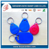ABS RFID Smart Keyfob with Colorful Printing for Promotion