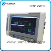 Tabletop 7 Inch Portable Vital Signs Monitor: NIBP&SpO2