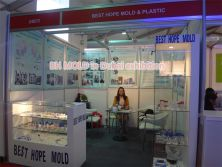 BH MOLD in Dubai exhibition