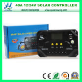 CE PWM 12/24 30A Solar Charge Controller with LCD