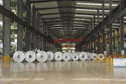Overview of galvanizing production line