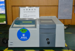 Spectrum Measuring Tester