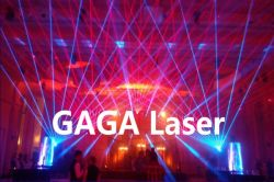 1.8W mini laser light from GAGA Light