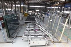 Full Automatic Control Glass Cutting Machine at Migo Glass