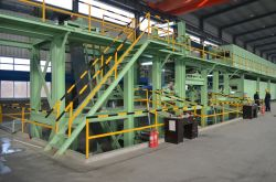 Galvanized Steel Coil Production Line