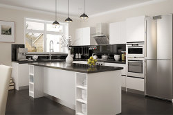 How to build kitchen cabinet plans from OPPEIN of China?