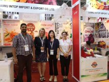 2018Asia fruit logistica
