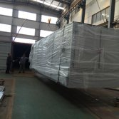three layers mesh belt dryer export to India
