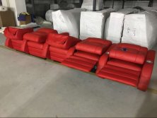 Recliner Sofas In The Workshop