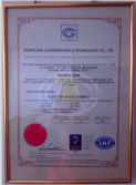 Gaining the ISO9001:2008 certification