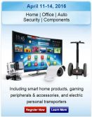 Global Sources Electronics Fair (2016.04) Booth#9D36