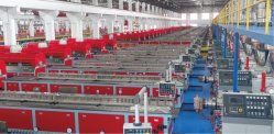 Profile Extrusion Factory