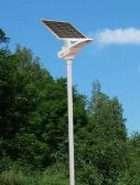 Solar Street Light Application