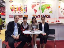 2017Asia fruit logistica