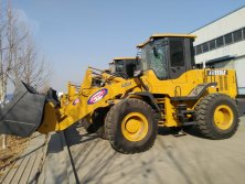 3.5 ton wheel loader