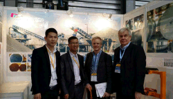 Bauma China 2014 in Shanghai