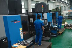 Doosan (South Korea) processing equipment