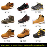 Sport trend safety shoes