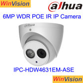 H. 265 6MP IP Camera Alhua Ipc-Hdw4631em-Ase 6MP Infrared SD Card Poe Dome Network Surveillance Secu