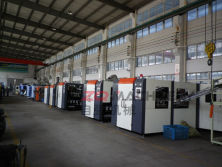 Stretch Blow Molding Machine,Workshop. ZQ Machinery