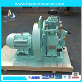 Customerized Marine Air Compressor for client from Singapore